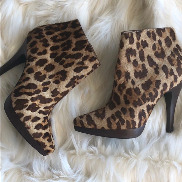 2bf7f65c430 Faux Hair Real Hair Feel Steve Madden Booties